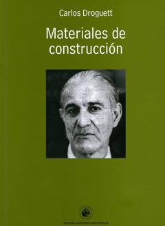 Materiales de construcción (Carlos Droguett)