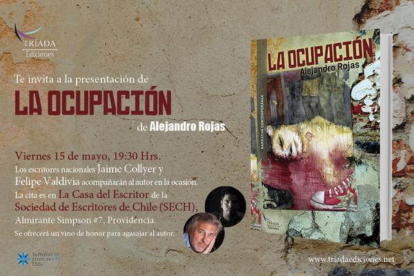 La ocupación Alejandro Rojas