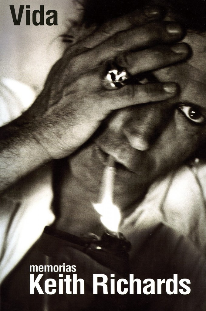 Vida. Memorias (Keith Richards)