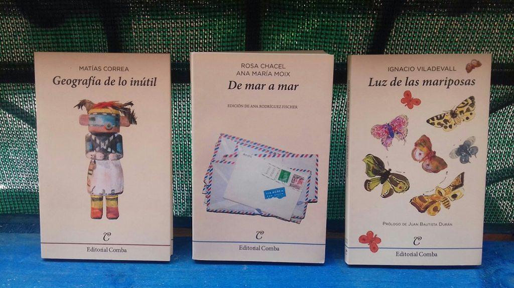 A celebrar Sant Jordi: Sorteamos tres libros de Editorial Comba