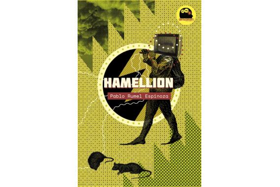 Hamellion portada Pablo Rumel Espinoza