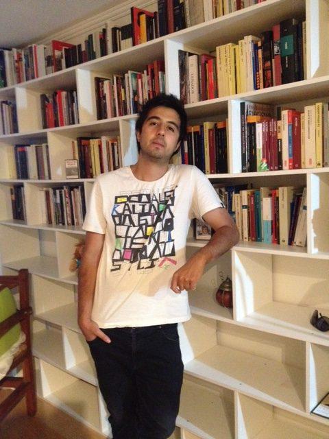 """Joaquín Escobar: """"La literatura de los hijos es la literatura de la Concertación"""""""