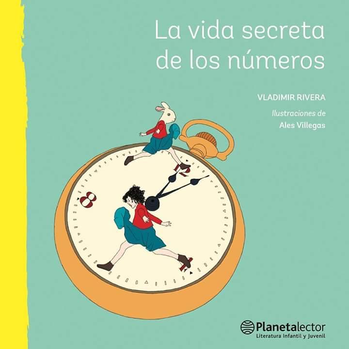 La vida secreta de los números (Vladimir Rivera y Ales Villegas)